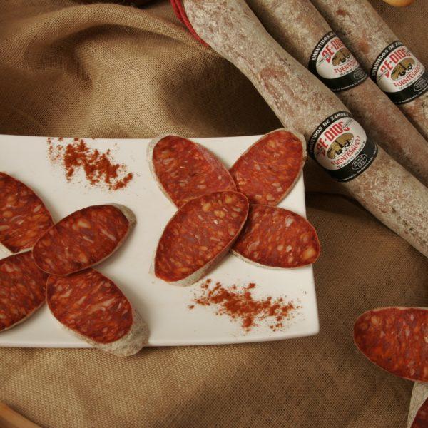 Chorizo ibérico de zamora