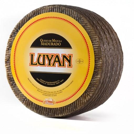 Queso de mezcla luyan